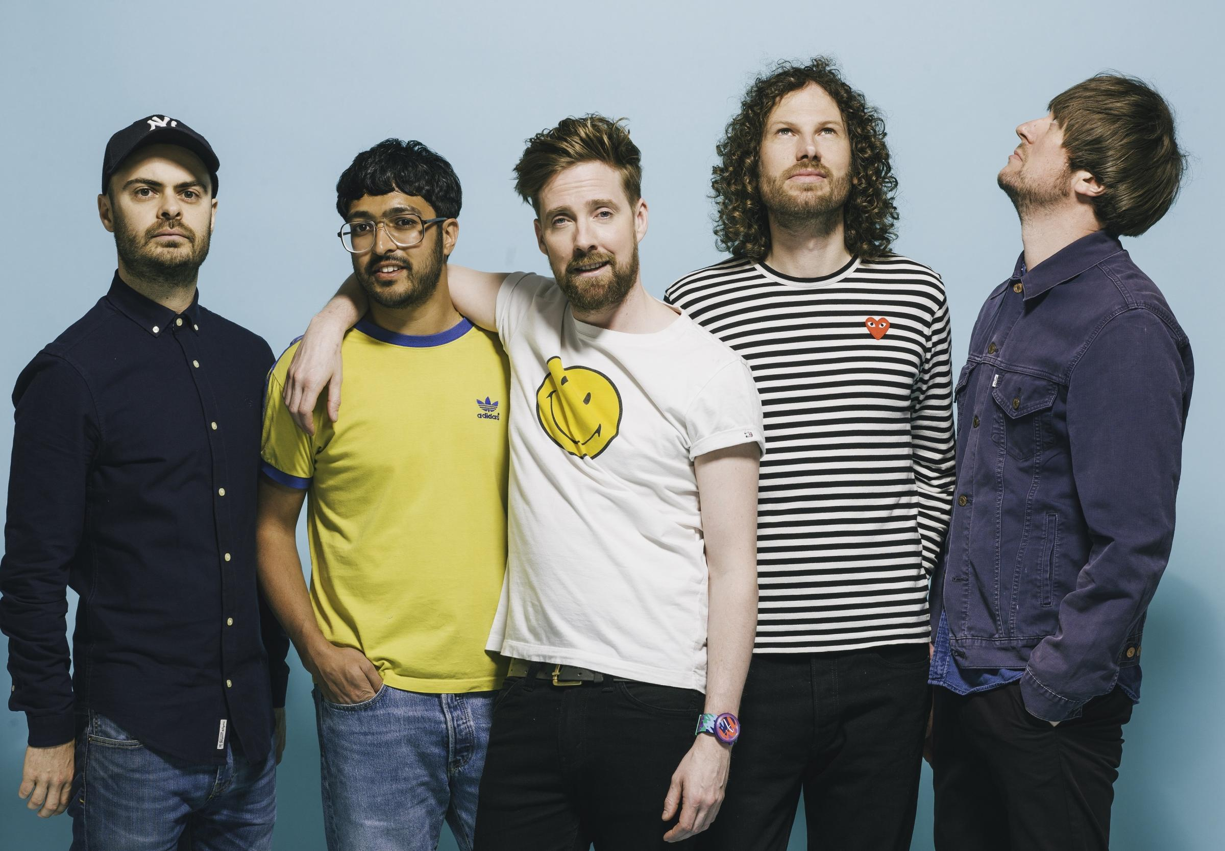 New Music Showcase with special guests THE KAISER CHIEFS – Show 10